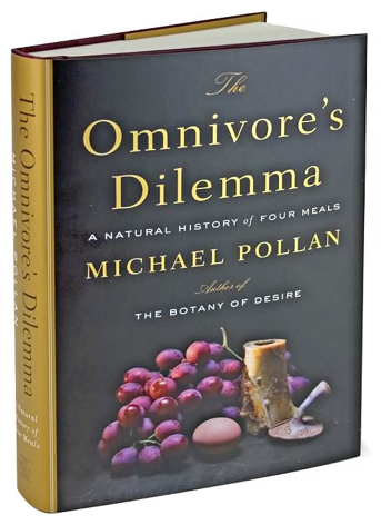 summary of the omnivores dilemma The omnivore dilemma: part one summary student name devry university industrial/corn summary the omnivore's dilemma, by michael pollan, analyzes the eating habits and food chains of modern america in an attempt to bring readers closer to the origin of their foods pollan's blend of humor and philosophical questions about the nature of food.
