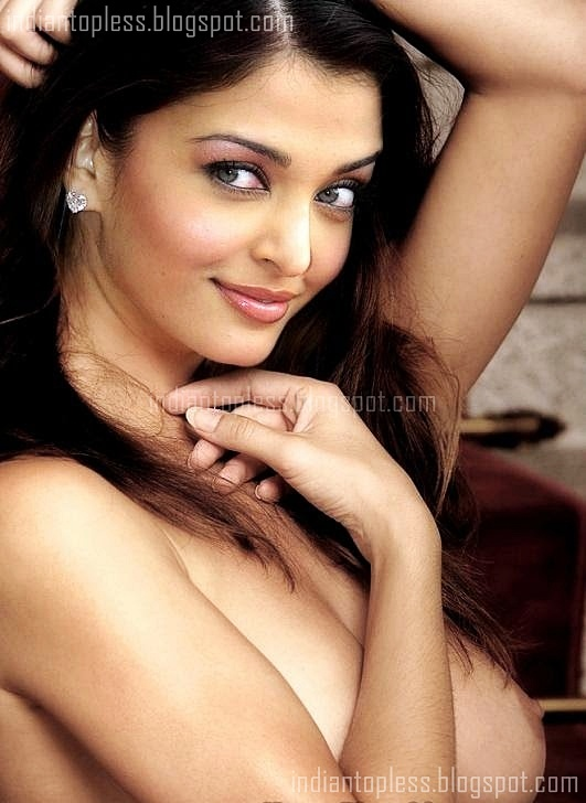 Indian Actress Topless: Actress Aishwarya Rai New Nude Hot Pictures