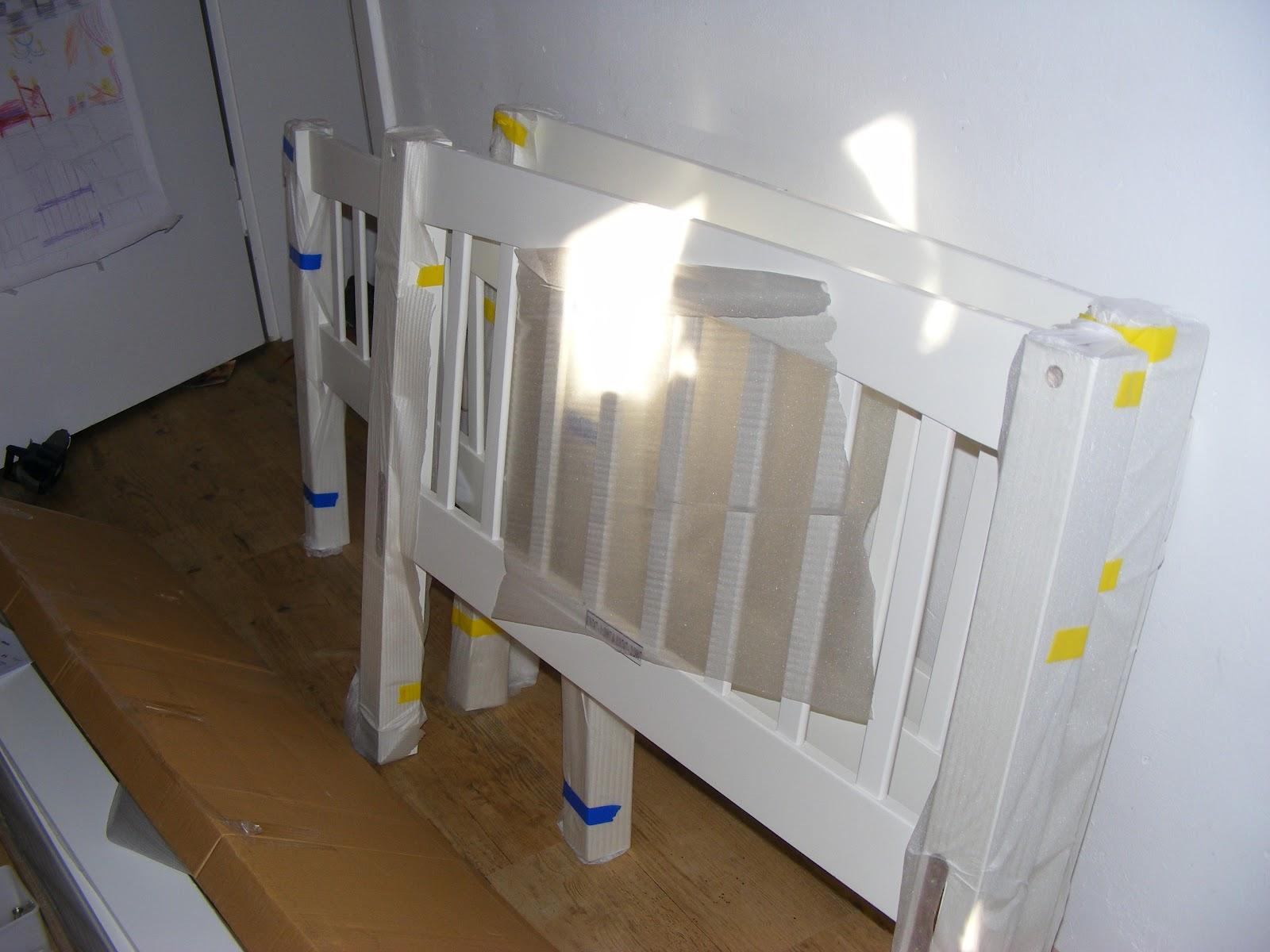 die bommelfrau ein neues bett. Black Bedroom Furniture Sets. Home Design Ideas