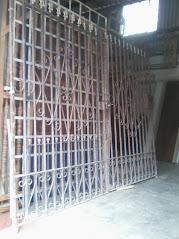 portão de garagem 2,80 x2,20 altura