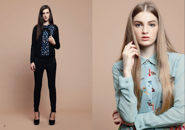 Almatrichi niza nueva colección otoño 2013