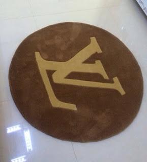 Louis Vuitton rug
