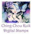 Ching-Chou Kuik Digital Stamps Monthly Blog Challenge