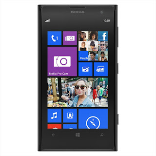 Harga dan Spesifikasi Microsoft Nokia Lumia 1020 Terbaru
