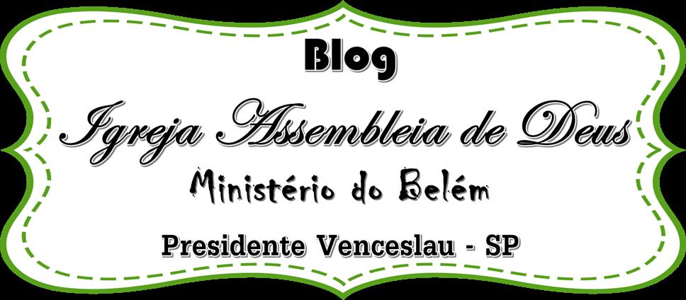 Assembléia de Deus - Belém