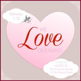 Loves Giveaways/ Feb 1 to 15th