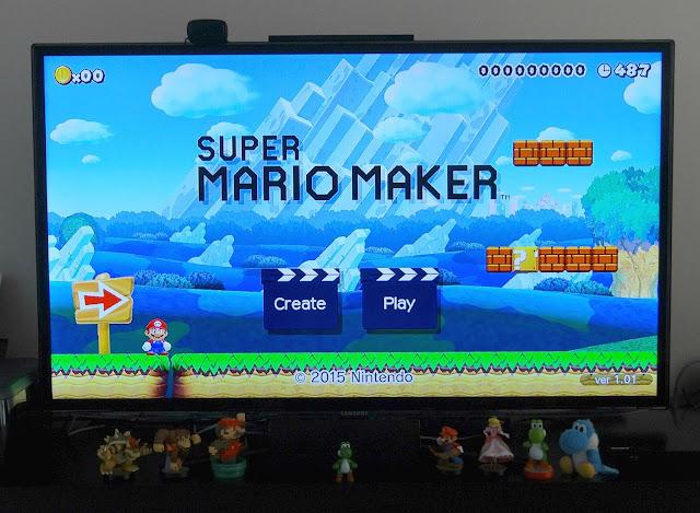 Nintendo Wii U, Super Mario Maker, Super Mario 30th Anniversary