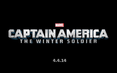 Captain America 2 The Winter Soldier Logo
