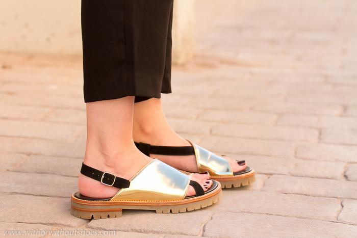 Aicta a los zapatos blog