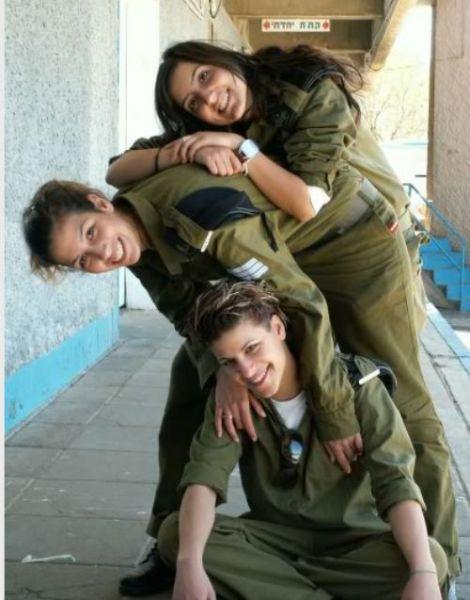 SmileCampus IDF Girls Photos
