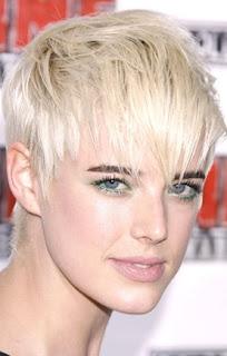 looks con cabello corto