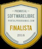 Blog Finalista da 8ª Edição do Premio dos Melhores Software Livre de 2016