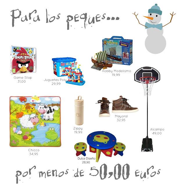 Regalos NIños -50€