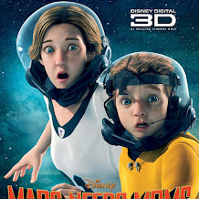 Mars Needs Moms (Mom Need a Litle Space)