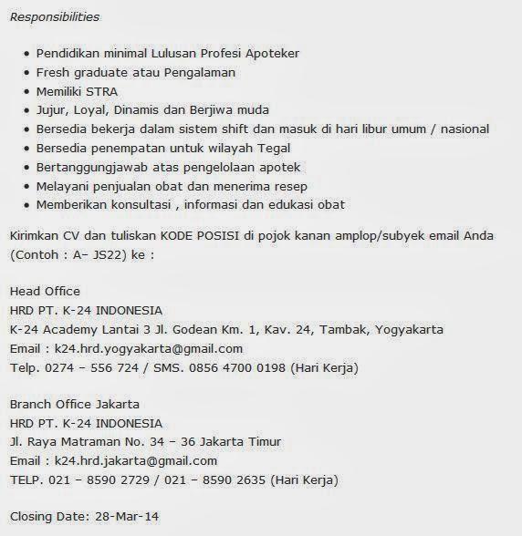info-lowongan-kerja-tegal-terbaru-maret-2014