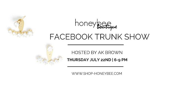 honeybee facebook trunk show