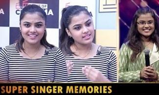 Super Singer Rakshita Interview Part1 | TalksOfCinema