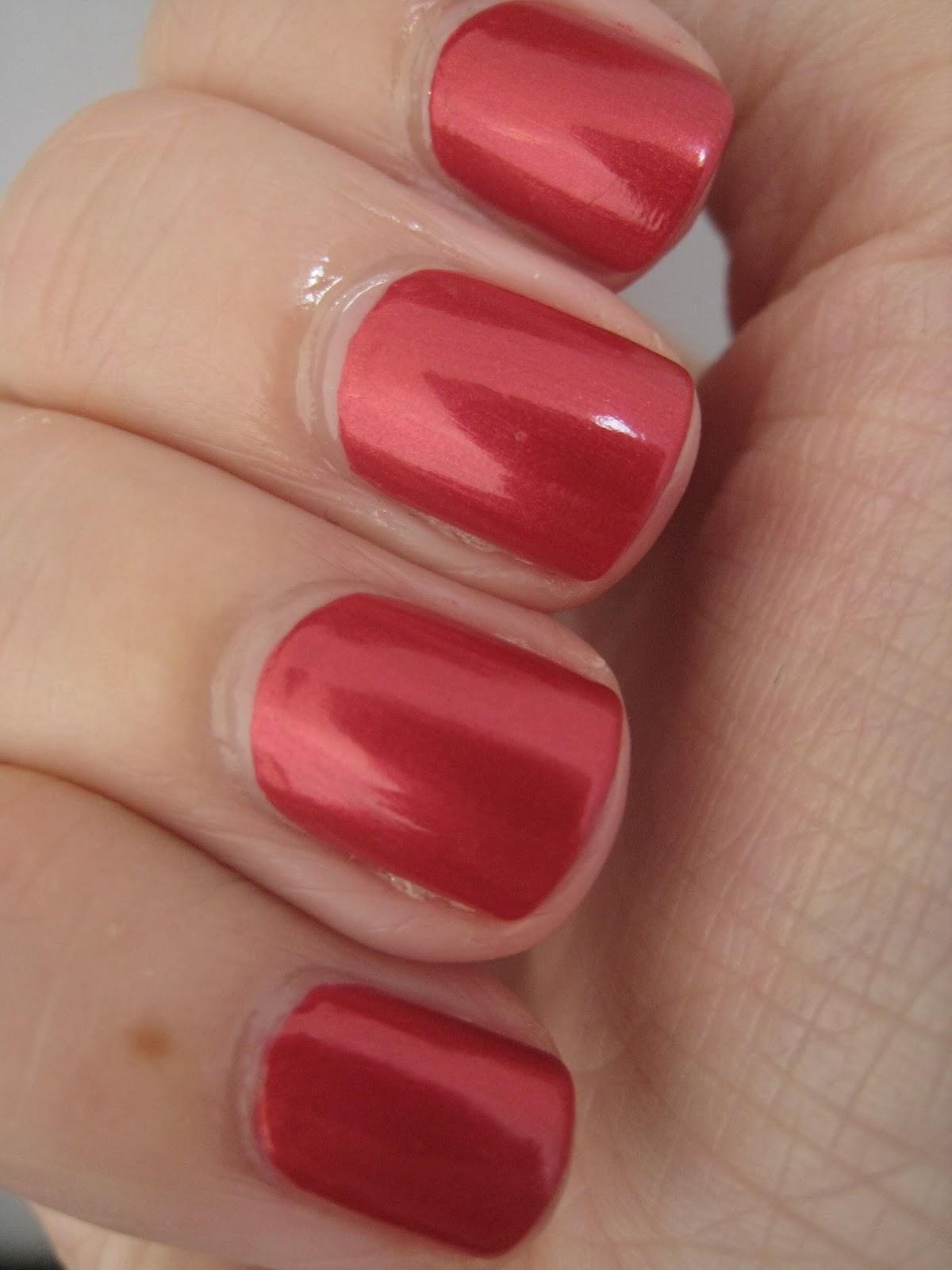 preparation of nail polish pdf