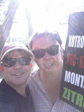 Moss with Frank Chu