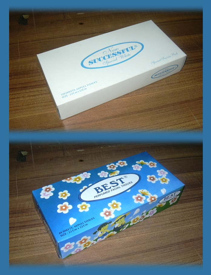 box and packaging