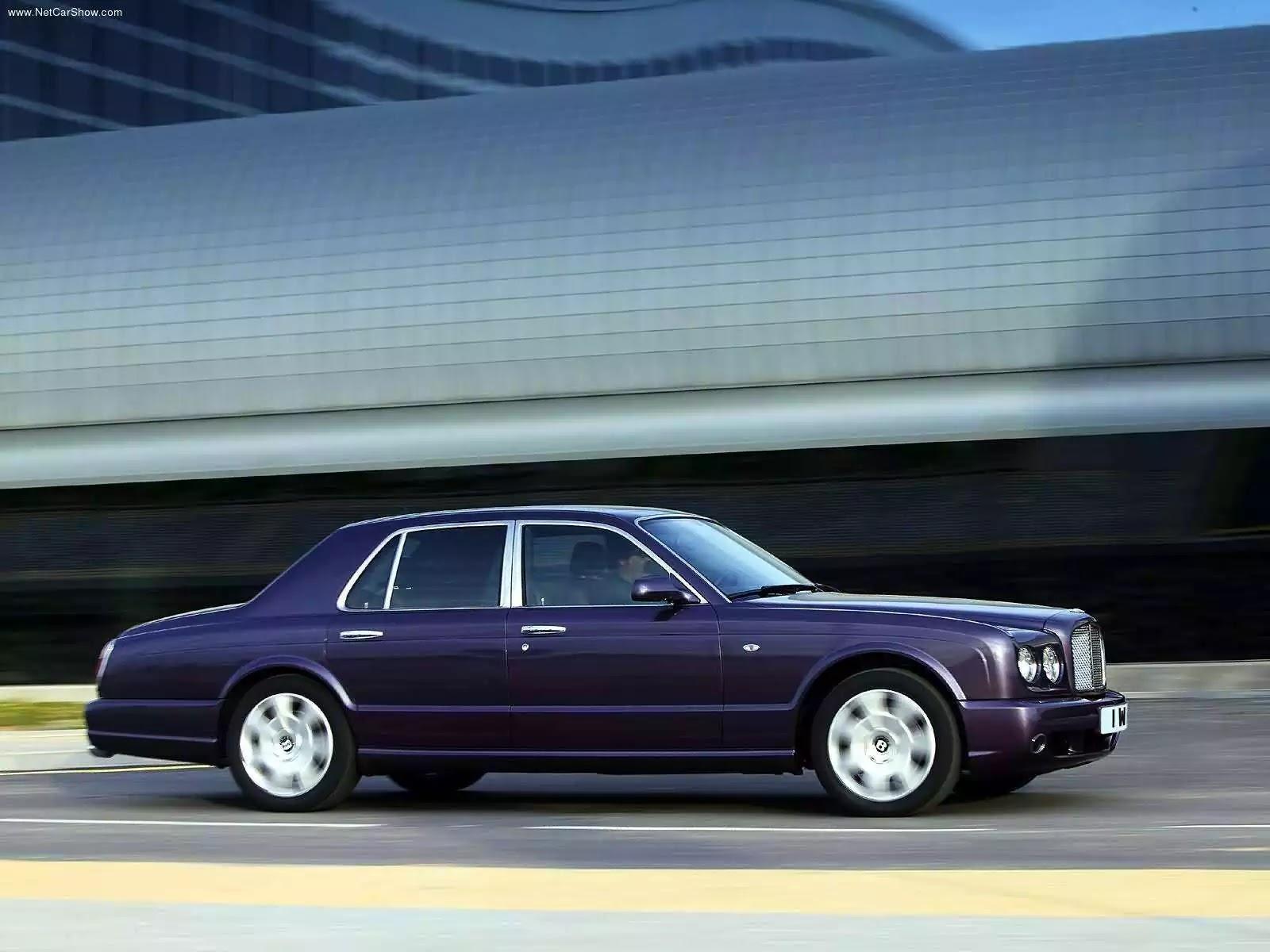 Hình ảnh xe ô tô Bentley Arnage T 2005 & nội ngoại thất