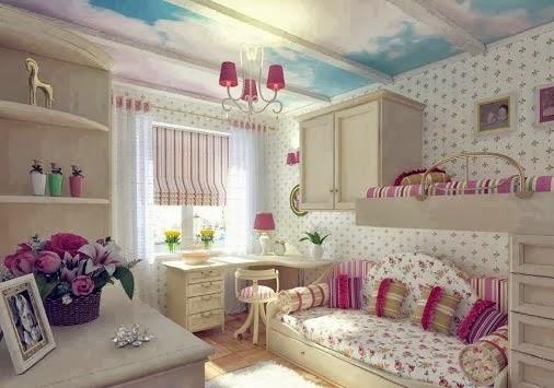Il mio angolo nel mondo camerette per bambini le pi belle - Camerette stile barocco ...