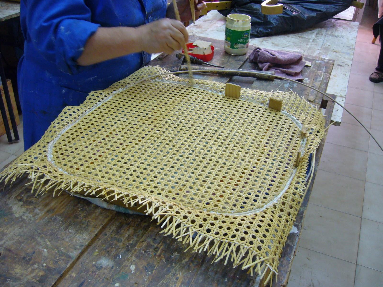 Reciclando seis: Más MECEDORAS… | La Restauradora de La Laguna