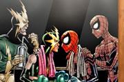 Full Muhteşem Örümcek Adam Disney Channel Oyunu Oyna