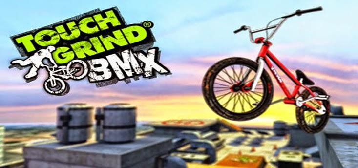 Взломанный Touchgrind BMX полная версия на андроид