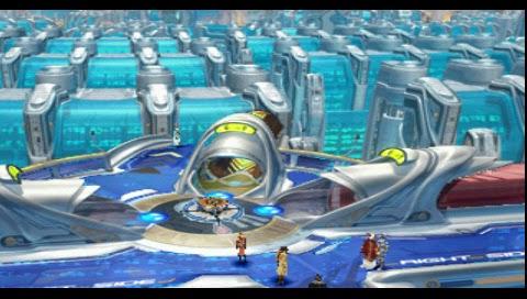 Final Fantasy VIII, Esthar