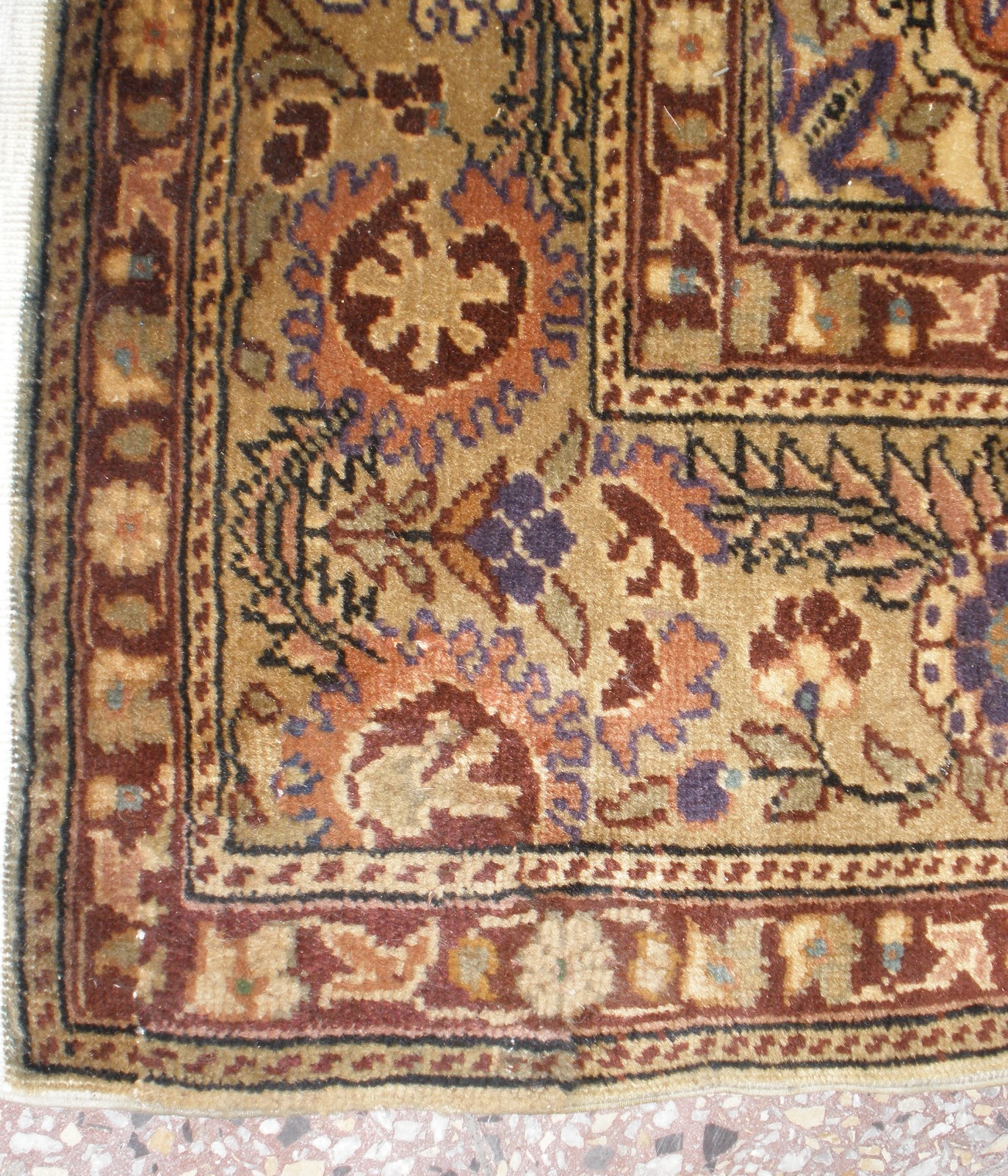Kosker traditional rug repair vintage turkish rug repair for Turkish rugs