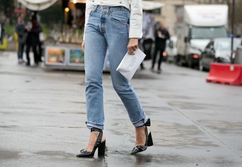 Será o fim do jeans skinny