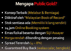 Kenapa Public Gold?