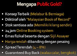 Kenapa Public Gold?