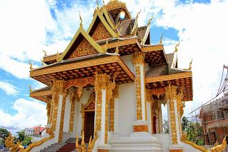 Temples de Vientiane: Wat Si Muang