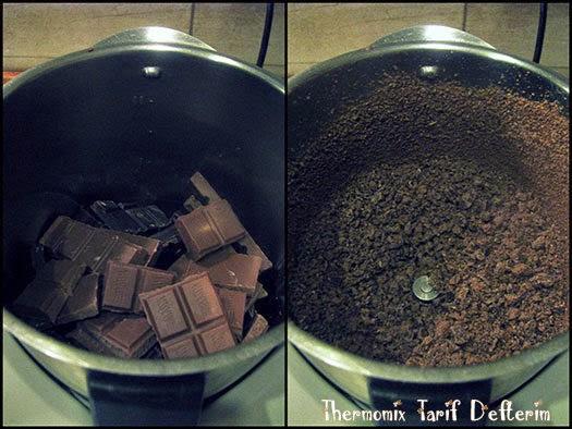 Torrone al Cioccolato e Nocciole con il Bimby