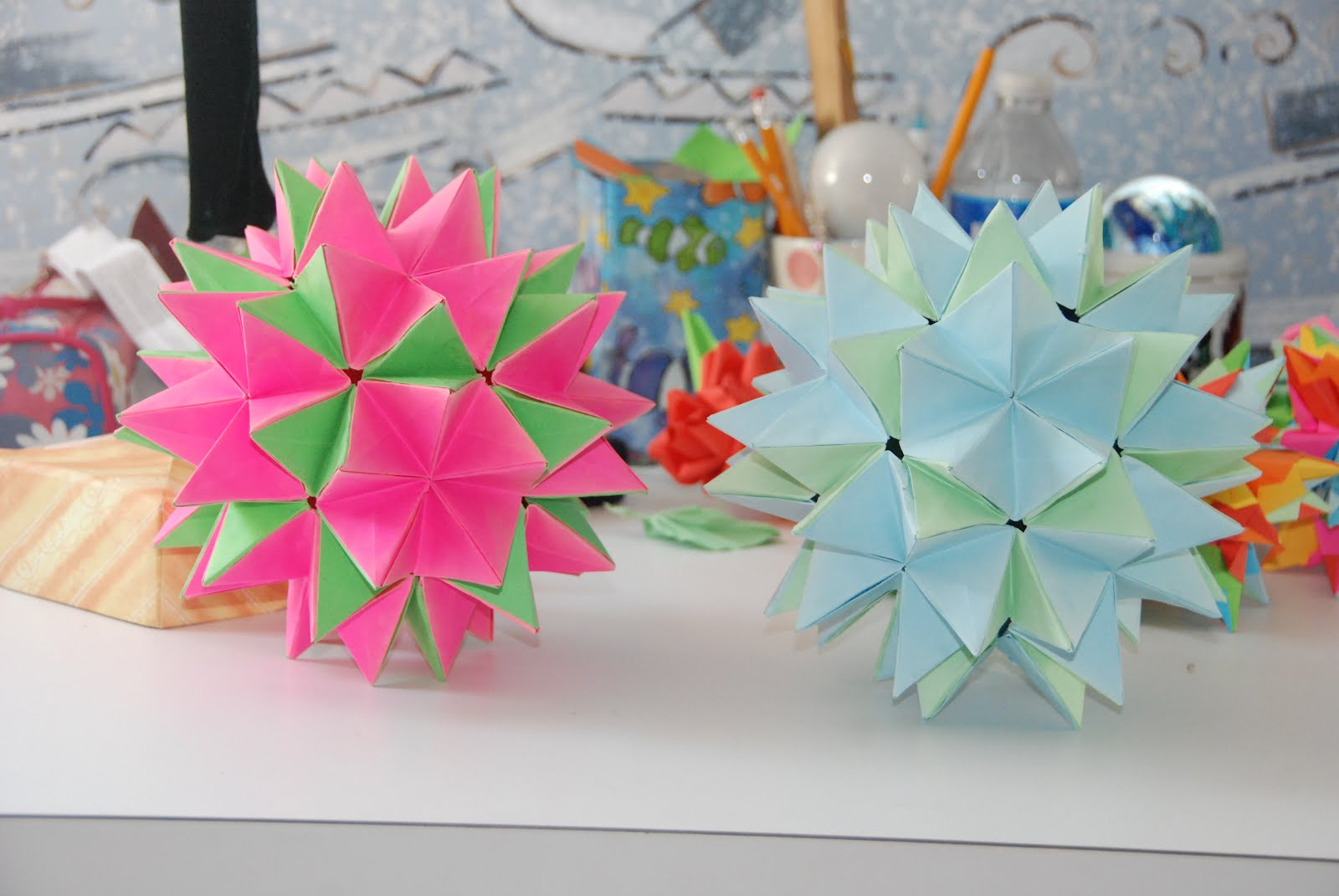 Everything Origami Revealed Flower