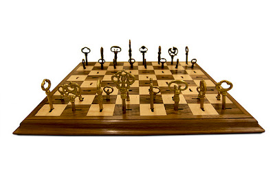 Creative and Unusual Chess Sets (20) 14