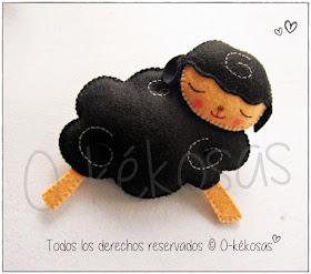 O-ké Ovejita Negra!!!