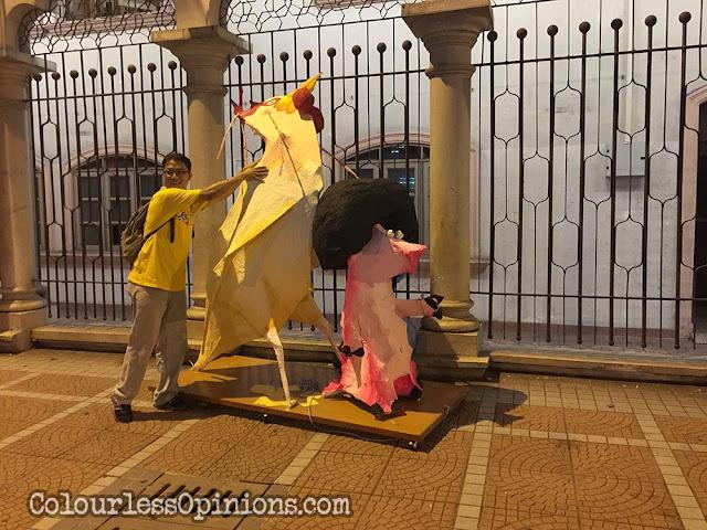 bersih 4 art piece chicken pig najib rosmah
