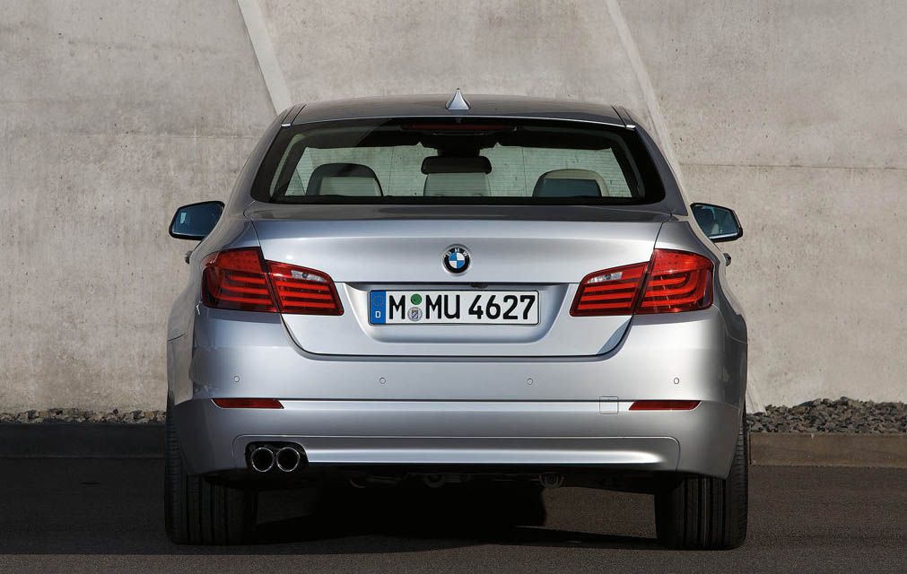BMW 520i release in November 2011 - Auto Daily News