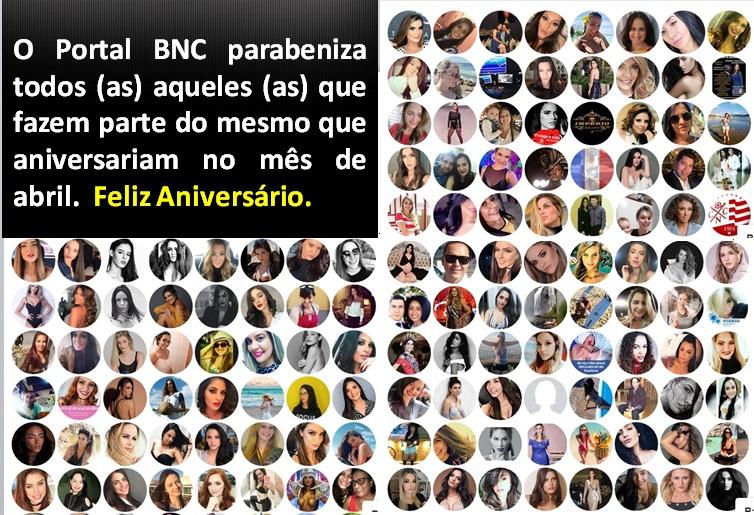 O portal BNC faz homenagem a todos (as) aqueles (as) que fazem parte do Portal e que aniversariam n