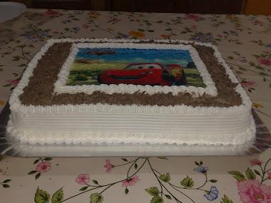 Mais um bolo Infantil