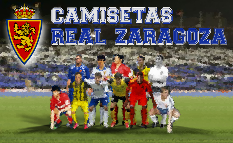 CAMISETAS REAL ZARAGOZA