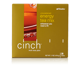 MENURUNKAN RISIKO DIABETES DENGAN CINCH ENERGY TEA MIX
