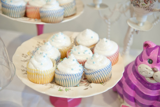 Krystal's Whimsical Tea Party Bridal Shower