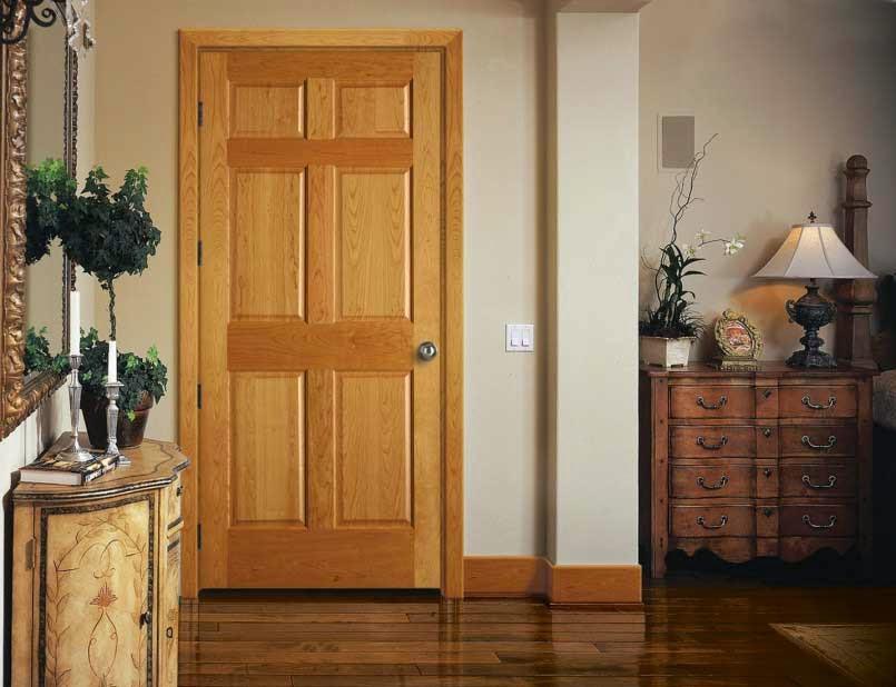 warna pintu kamar yang bagus