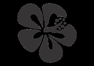 Flor Surf Logo Vector