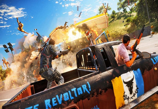 Just Cause 3 free PC Game full Download