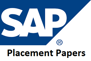 SAP Placement Papers